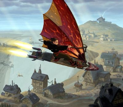 Treasure Planet online
