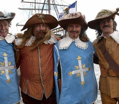 D'Artagnan and Three Musketeers online