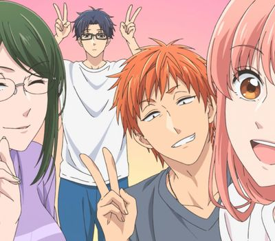 Wotakoi: Love is Hard for Otaku online