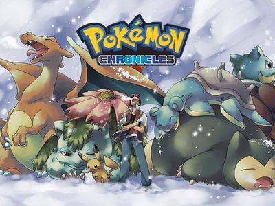 watch Pokémon Chronicles streaming