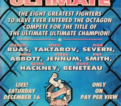 UFC 7.5: The Ultimate Ultimate online