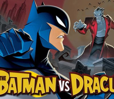 The Batman vs. Dracula online