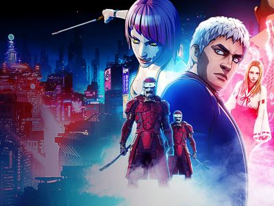 watch Altered Carbon: Resleeved streaming
