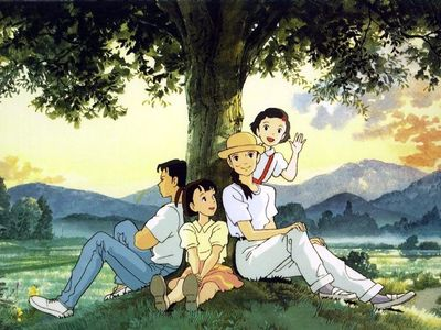 watch Only Yesterday streaming