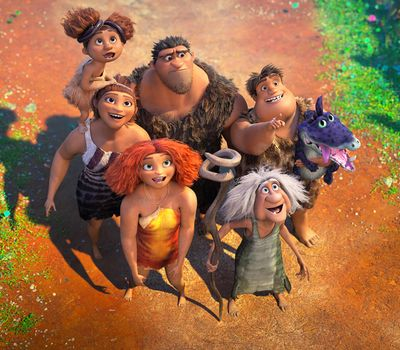 The Croods: A New Age online