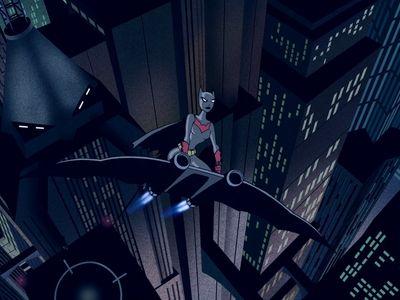 watch Batman: Mystery of the Batwoman streaming