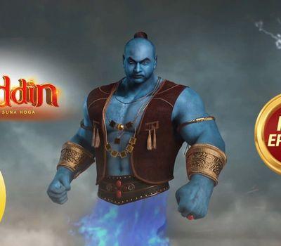 Aladdin - Naam Toh Suna Hoga online