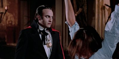 Le grand amour du comte Dracula en streaming