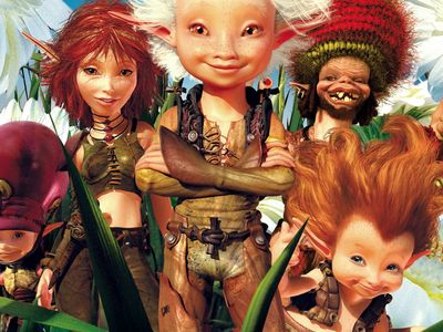 watch Arthur and the Invisibles streaming