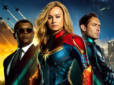 watch Captain Marvel streaming