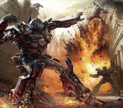 Transformers: Beginnings online