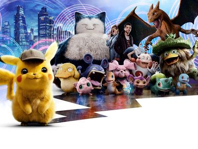 watch Pokémon Detective Pikachu streaming
