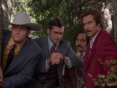watch Wake Up, Ron Burgundy: The Lost Movie streaming