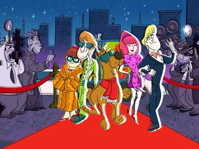 watch Scooby-Doo! Stage Fright streaming