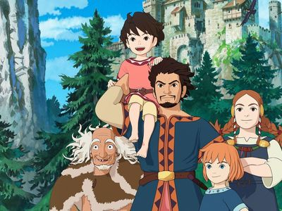 watch Ronja the Robber's Daughter streaming