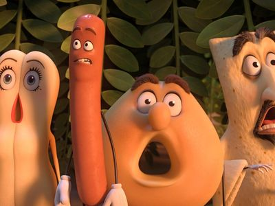 watch Sausage Party streaming