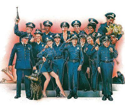 Police Academy online