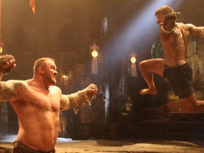 watch Kickboxer: Retaliation streaming