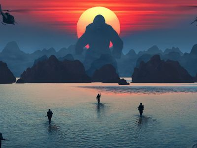 watch Kong: Skull Island streaming
