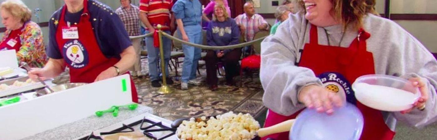 Voir film Cook-Off! en streaming