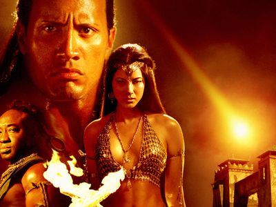 watch The Scorpion King streaming