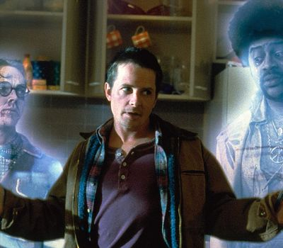 The Frighteners online