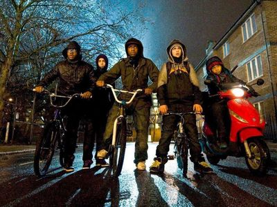 watch Attack the Block streaming