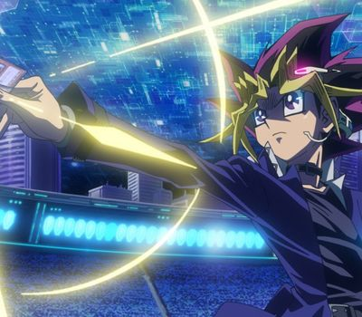 Yu-Gi-Oh!: The Dark Side of Dimensions online