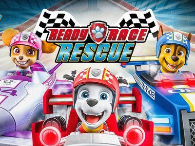 watch Paw Patrol: Ready, Race, Rescue! streaming