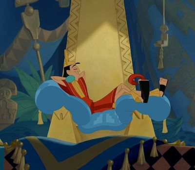 The Emperor's New Groove online