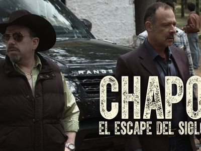 watch Chapo: El Escape Del Siglo streaming