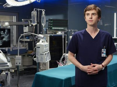 watch The Good Doctor streaming