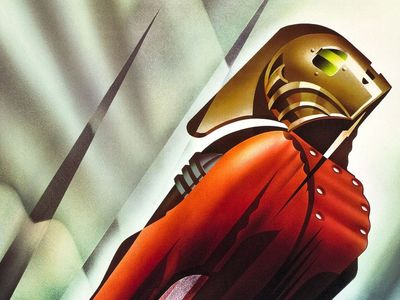 watch The Rocketeer streaming