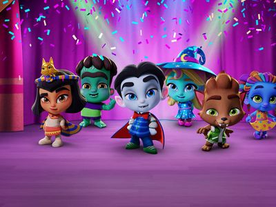 watch Super Monsters streaming