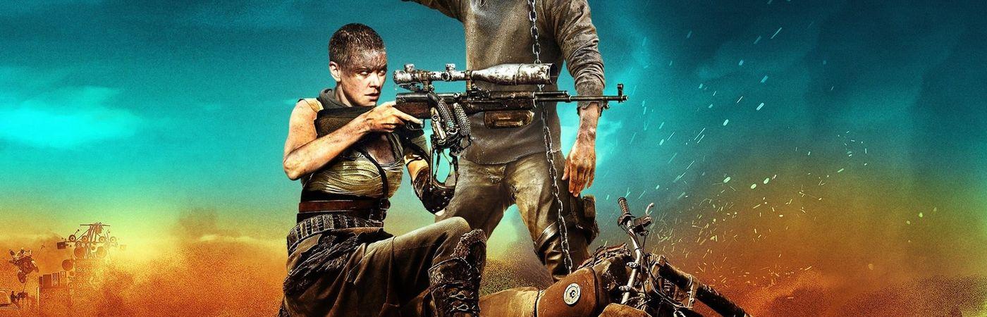 Voir film Mad Max : Fury Road en streaming