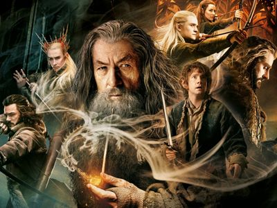watch The Hobbit: The Desolation of Smaug streaming