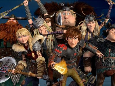 watch How to Train Your Dragon 2 streaming