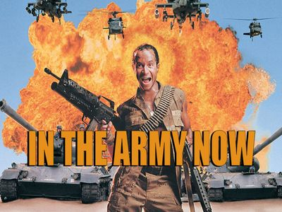 watch In the Army Now streaming