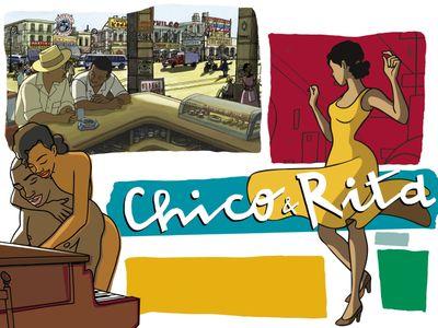watch Chico & Rita streaming