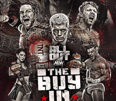 AEW All Out 2020: The Buy-In online