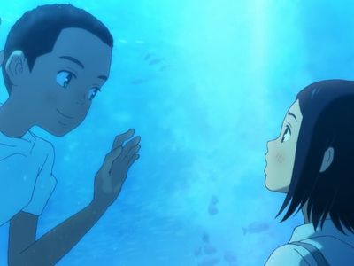 watch Children of the Sea streaming