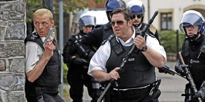 Hot Fuzz en streaming