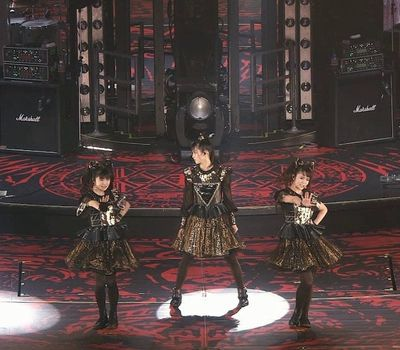 Babymetal - Live at Tokyo Dome: Red Night - World Tour 2016 online