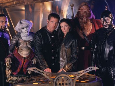 watch Farscape streaming