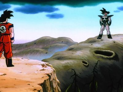 watch Dragon Ball Z: The Tree of Might streaming