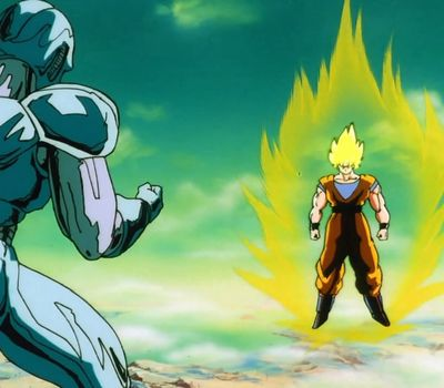 Dragon Ball Z: The Return of Cooler online