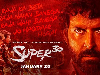 watch Super 30 streaming