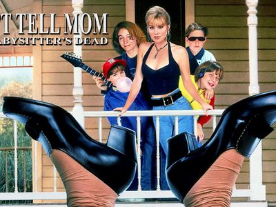 watch Don't Tell Mom the Babysitter's Dead streaming