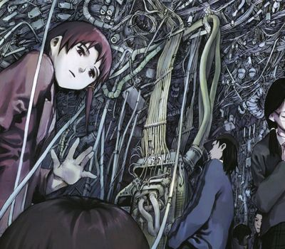 Serial Experiments Lain online