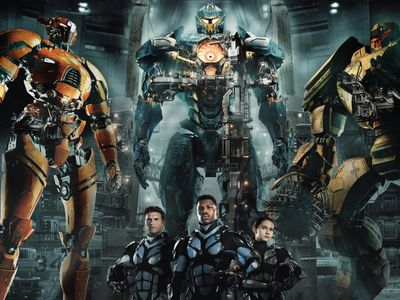 watch Pacific Rim: Uprising streaming